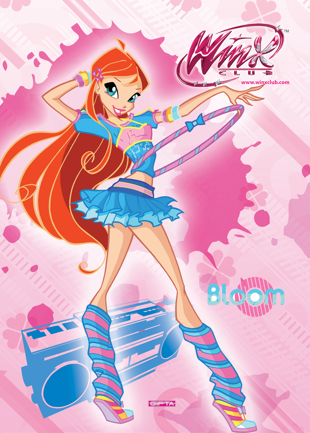 Winx club poppixie maya fox huntik