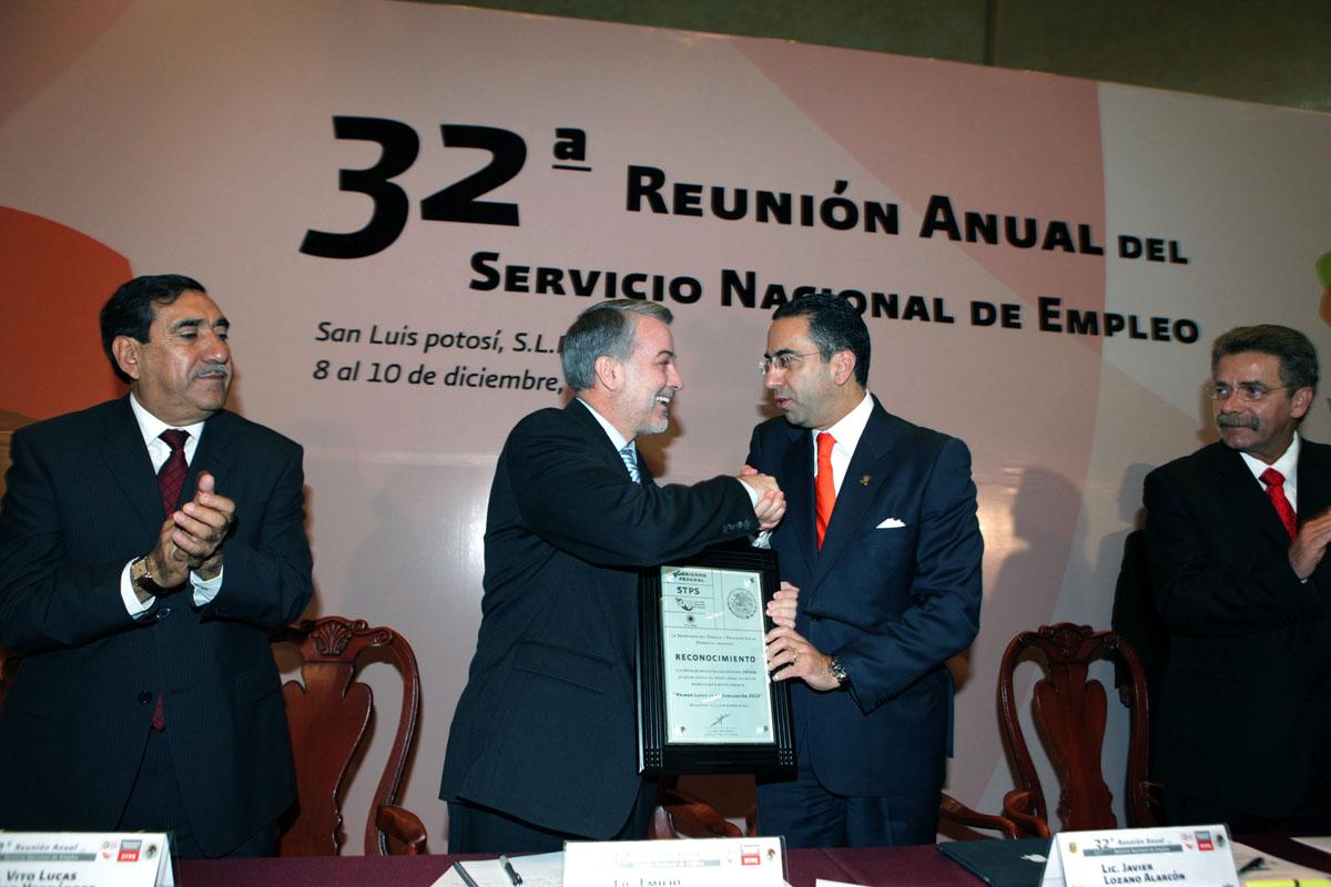 Comunicaci n social del gobierno de jalisco obtiene jalisco el primer lugar nacional en - Oficina del servicio andaluz de empleo ...