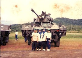 program anak angkat tentera 6 Briged 1993