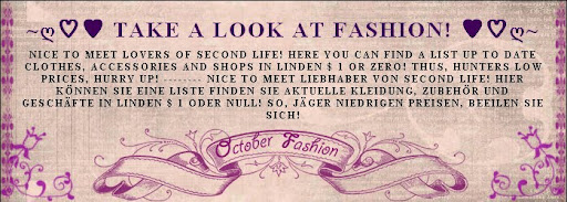 ~ღ♡♥ Take a Look at Fashion! ♥♡ღ~