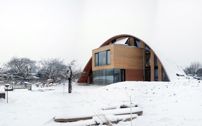 Eco Friendly Home in the England Countryside