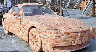 BMW Z4 Brick Car
