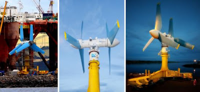 250MW Tidal Power Plant in India