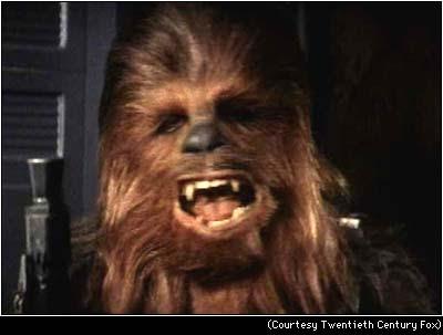 Considerações Chewbacca