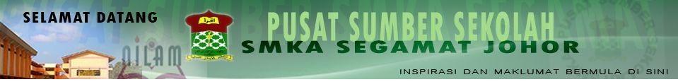 PUSAT SUMBER SMKA SEGAMAT