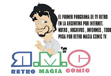 RETRO MAGIA COMIC