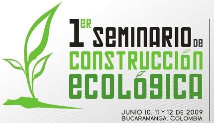 1 Seminario Contrucción Ecológica