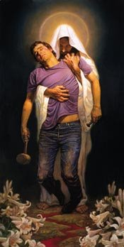 """Gesù pensaci Tu""- ""Jesús piénsalo Tú"""
