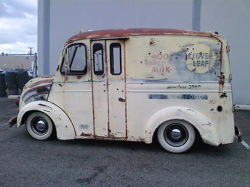 1948 bread truck $2018 Classifieds