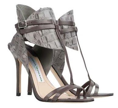 Sandalia da moda