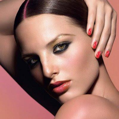 Maquiagem rosto redondo