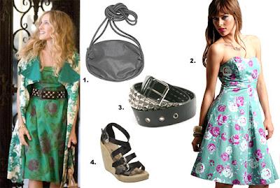 Moda sandálias