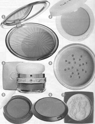Maquiagem produtos