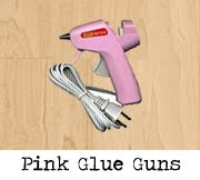 Want a Pink Glue Gun?