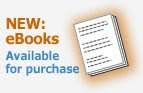 GREAT NEWS! - New eBooks