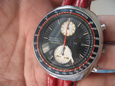 Arloji Kuno Sold Seiko Sports Speedtimer Ufo