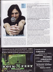 REVISTA SOY ROCK