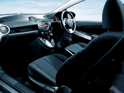 Mazda 2 2010 Interior. 2010 Mazda 2 - The Cars We