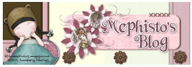 Mephisto`s Blog