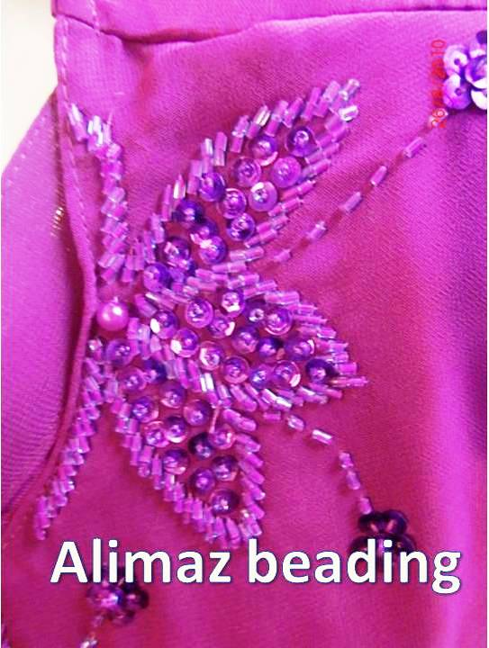 aLiMaz Biz, SeWiNg AnD BeAdInG