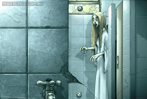 Loira Do Banheiro