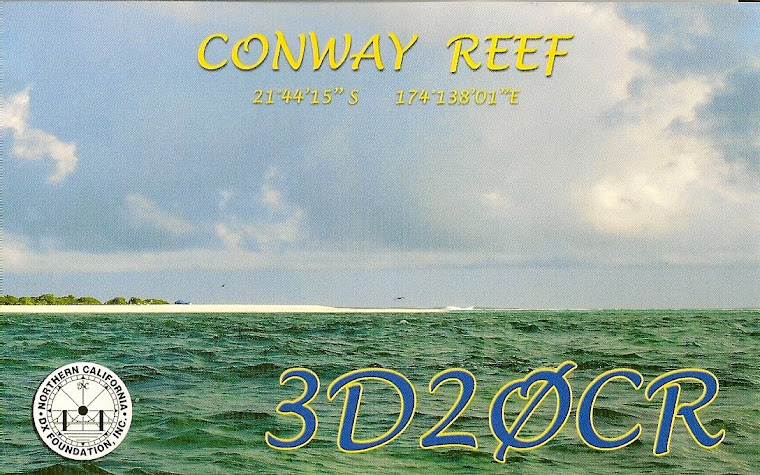 Conway reef