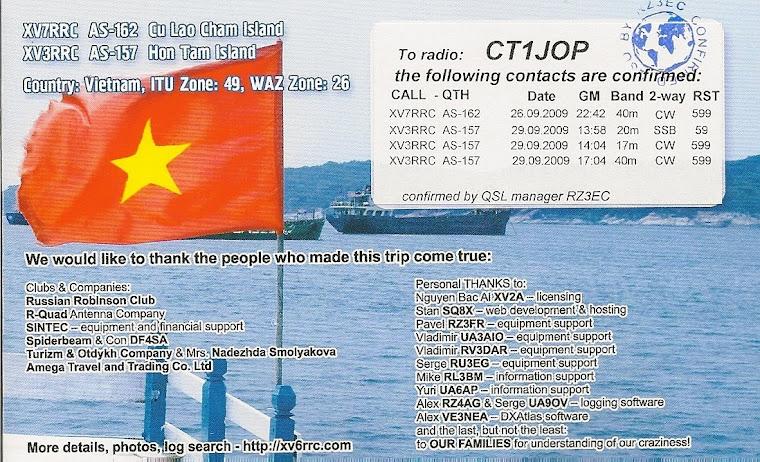 xv7rrc / xv3rrc Vietnam
