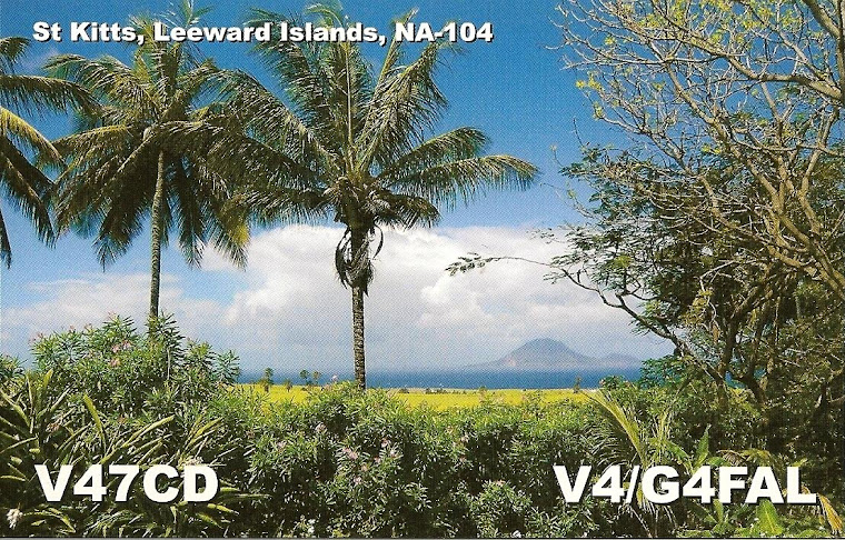 "St Kitts and Nevis ""Leeward Islands"""