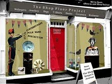 VISIT OUR SISTER SITE, THE SHOP FLOOR PROJECT