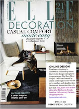 Elle Decoration Magazine November 2010