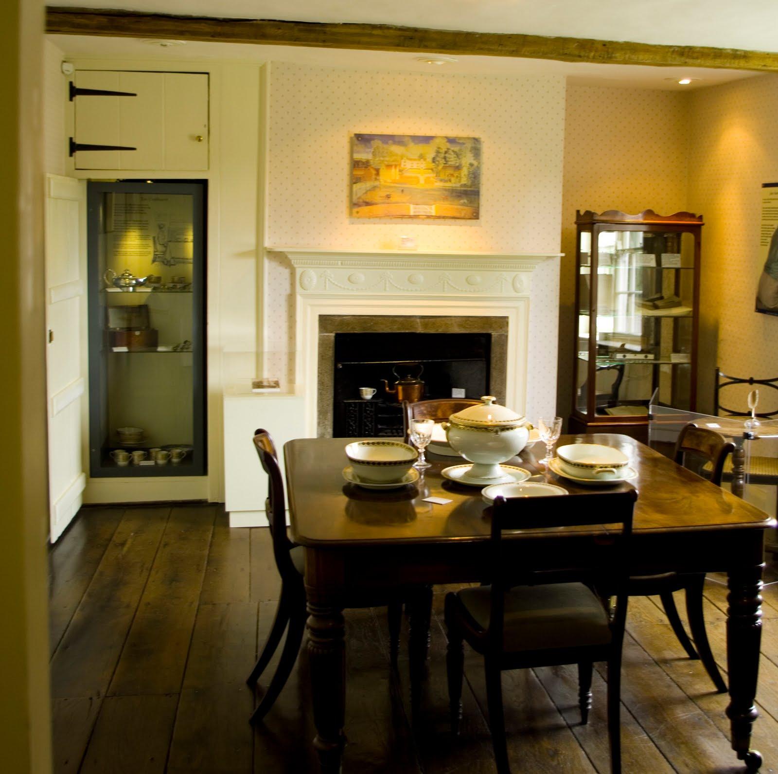 Jane Austen Tea Room Chawton