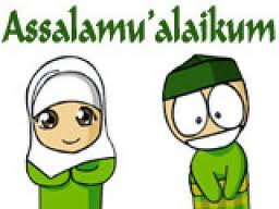 Assalamu'alaikum......