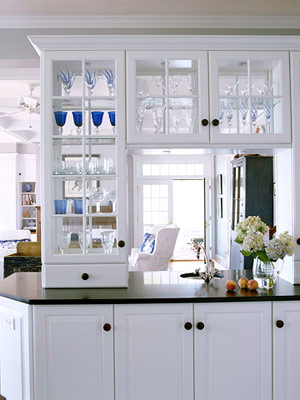 Walls Too Windows Interior Design Use Of Glass In Kitchen Cabinets