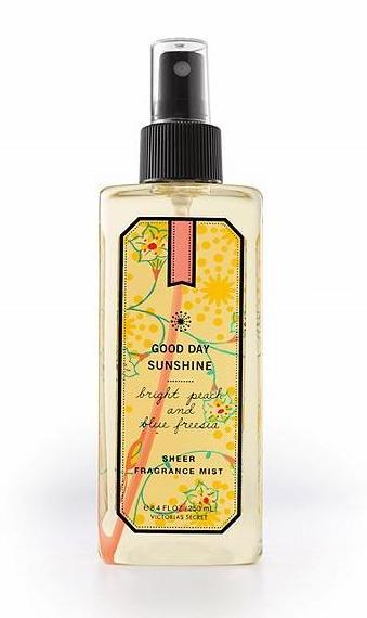 Good Day Sunshine Victoria S Secret : Victoria s secret heaven moments sheer fragrance mist