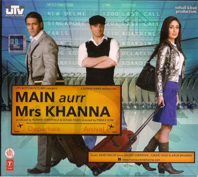 Free Ringtones Mobile Phone on Mrs Khanna    Bollywood Movie 2009   Mp3 Ringtones   Mobile Fun Heaven