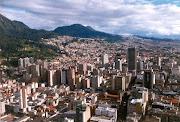 Bogotá panoramica bogota