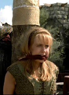 Damsel Land: Renee O'Conner as Gabrielle (Xena: Warrior Princess)