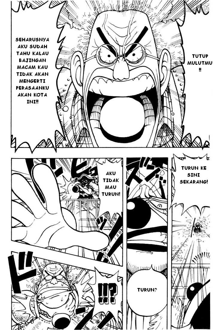 Baca Manga, Baca Komik, One Piece Chapter 15, One Piece 15 Bahasa Indonesia, One Piece 15 Online