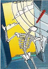 Hola! soc un esquelet molt simpàtic!!