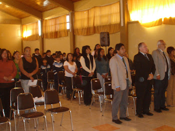 CEREMONIA DE ACREDITACIÓN