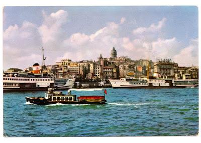 eski istanbul - istanbul limanı