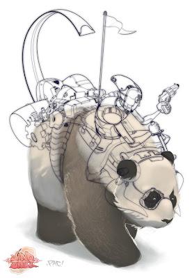 pac panda 5