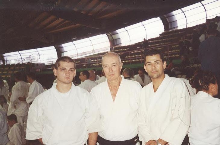 Roma 2000, cu Maestrul Veneri și Mitu sensei