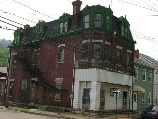 Evergreen Rooming House