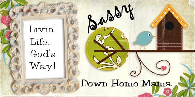 Sassy Down Home Mama