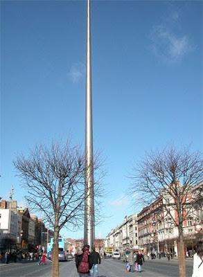 Conhecendo a Irlanda: O'Connell Street