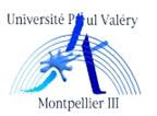 Université Montpellier III