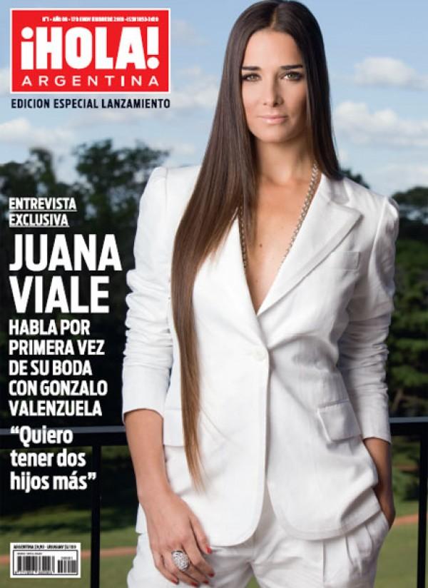 Periodismo para periodistas la revista hola lanza su for Revistas argentinas de farandula