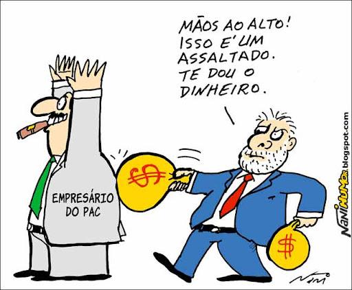 Lula ignora TCU e dá verbas para obras sob suspeita
