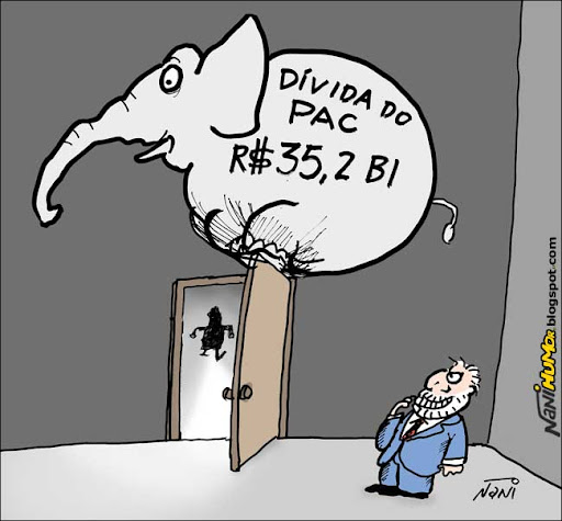 PAC... derme para o sucessor de Lula